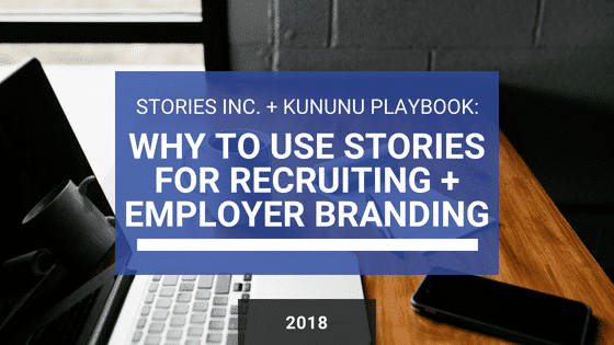 storytelling for recruiting